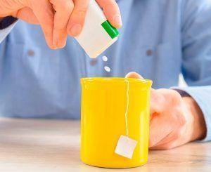 sacarina efectos secundarios