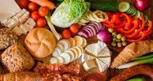 dieta disociada menu