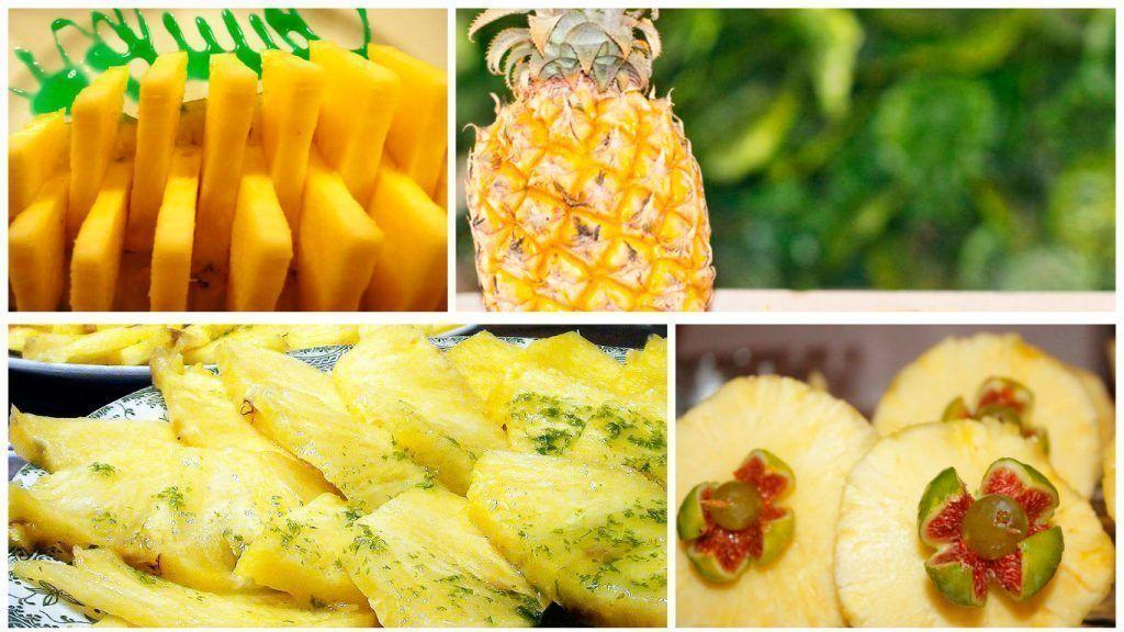 dieta de la piña para perder peso y adelgazar