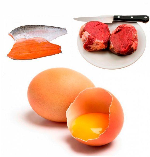 proteínas puras fase consolidación